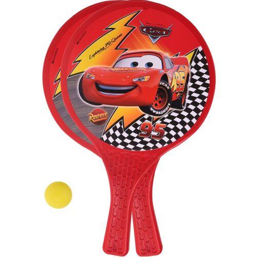 HTI-Living Tennisschläger »Strandtennisspiel 3 teilig«, Cars