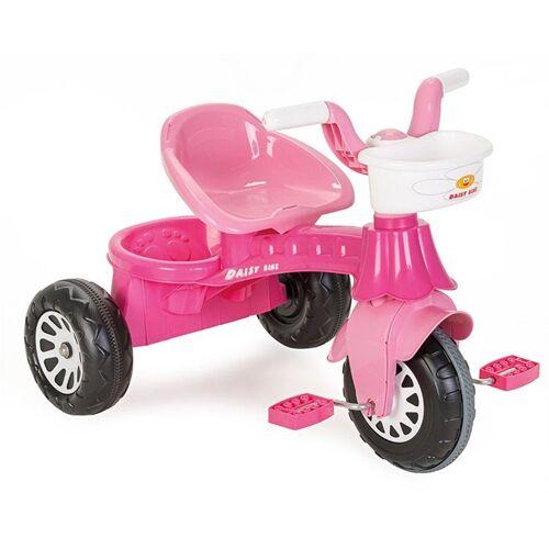 Pilsan Dreirad »Dreirad 07140 Mädchen«, Dreirad rosa, mit Aufbewahrungskörbe, ab 2 Jahre