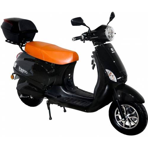 Rolektro E-Scooter »E-City 45 Retro E-Scooter«, 1,5 W, 45 km/h