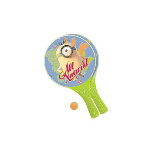 HTI-Living Tennisschläger »Strandtennisspiel 3 teilig«, Minions