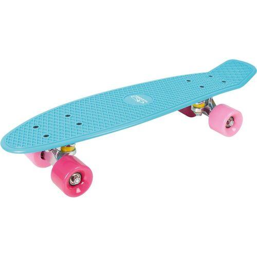 Hudora Skateboard »Skateboard Retro Skate Wonders, türkis«