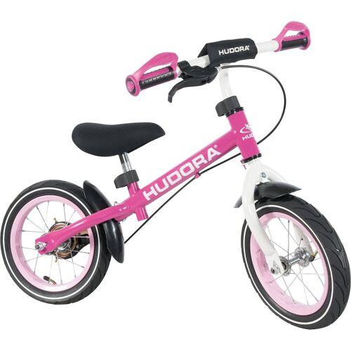Hudora Laufrad »Laufrad Ratzfratz Air, pink«, pink