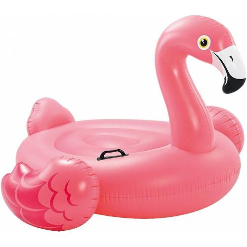 Intex Schwimmtier »Schwimmtier Flamingo Ride-On, 142 x 137 cm«