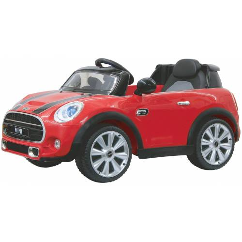Jamara KIDS Elektroauto »Ride-on Mini«, rot, rot