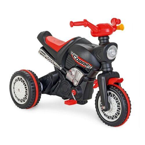 Pilsan Dreirad »Dreirad Cobra 07323«, Motorrad-Design, Tröte am Lenker, Pedale, ab 3 Jahre