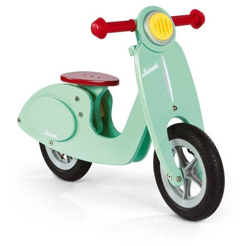 Janod Laufrad »Laufrad gross Scooter mint (Holz)« 9.4 Zoll