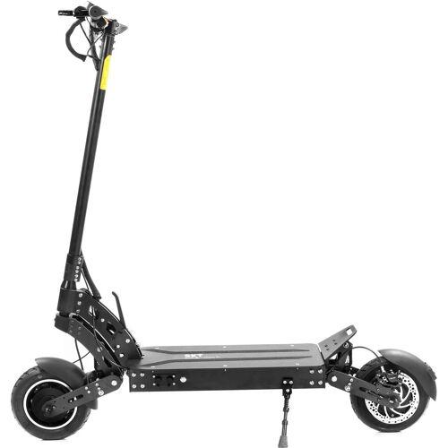 SXT Scooters E-Scooter »SXT Ultimate PRO - 2 x 1.320 W Dual Drive 65 km/h«, 2640 W, 65 km/h, Dual Antrieb mit 2 Elektromotoren