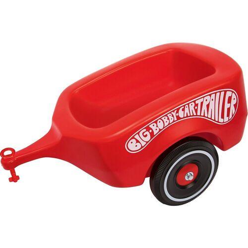 BIG Rutscher »Bobby Car Anhänger, rot«, rot