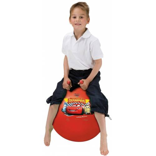 JOHN Hüpfspielzeug »Cars Hüpfball«
