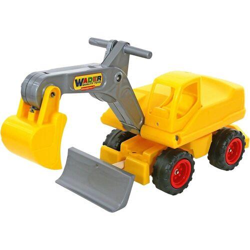 WADER QUALITY TOYS Spielzeug-Aufsitzbagger »Megabagger (Sitzbagger)«