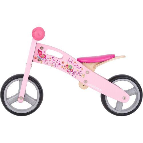 Bikestar Laufrad »2-in-1« 7 Zoll, Pink