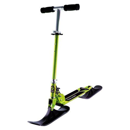 Stiga Schneescooter »Schlitten Snow Kick Bike, rot«, grün
