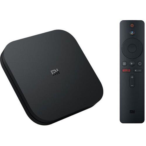 Xiaomi »Mi Box S - TV Netzwerkplayer - schwarz« Netzwerk-Receiver