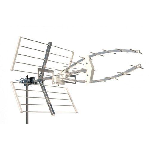 TechniSat »TechniYagi T2 - Antenne - weiß« Dachantenne