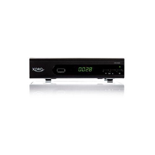 Xoro »HRS 8660« Satellitenreceiver (LAN (RJ45), HD Satellitenreceiver (DVB-S2) mit USB-Rekorder & Media Player)