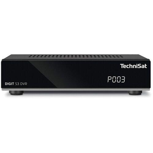 TechniSat »DIGIT S3 DVR Sat-Receiver schwarz« SAT-Receiver