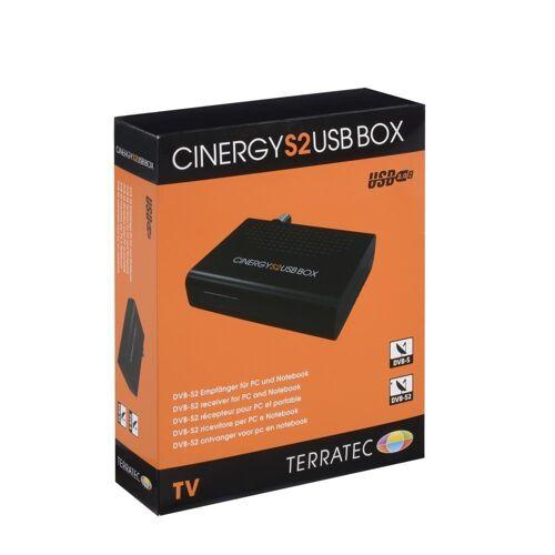 Terratec SAT-Receiver (USB 2.0, Satelliten-Receiver für digitales Fernsehen auf Ihrem Notebook)