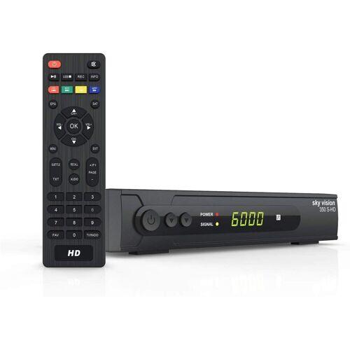 Sky Vision »HD SAT Receiver 350 S-HD - HDMI Receive« Satellitenreceiver