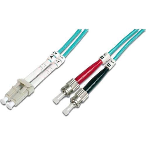 Digitus »LWL Patchkabel LC Stecker  ST Stecker« Netzwerkkabel