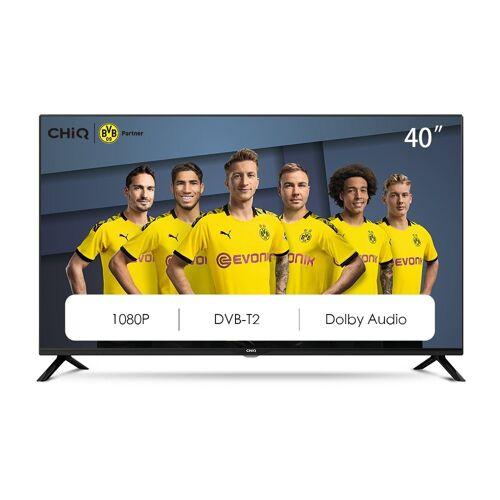 ChiQ L40G4500 LED-Fernseher (100 cm/40 Zoll, Full HD), Energieeffizienzklasse F (März 2021)