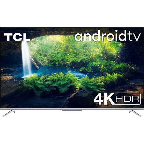 TCL 65P716 LED-Fernseher (164 cm/65 Zoll, 4K Ultra HD, Smart-TV), Energieeffizienzklasse E (März 2021)