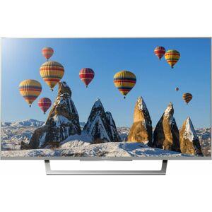 Sony KDL-32WD75x LED-Fernseher (80 cm/32 Zoll, Full HD, Smart-TV), silberfarben, Energieeffizienzklasse A