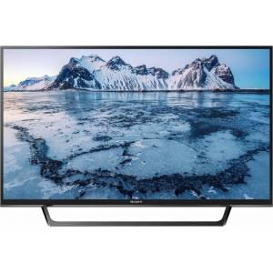 Sony KDL40WE665 LED-Fernseher (101 cm/40 Zoll, Full HD, Smart-TV, Clear Phase; Digital Sound Enhancement Engine; X-Protection PRO), Energieeffizienzklasse A+