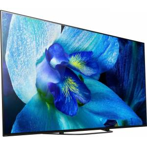 Sony KD65AG8 OLED-Fernseher (164 cm/65 Zoll, 4K Ultra HD, Smart-TV, HDR, Android TV), Energieeffizienzklasse B