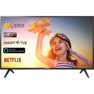 TCL 65DB600 LED-Fernseher (164 cm/65 Zoll, 4K Ultra HD, Smart-TV, Alexa kompatibel), Energieeffizienzklasse A+