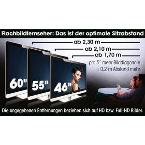 Hisense H50U7B LED-Fernseher (126 cm/50 Zoll, 4K Ultra HD, Smart-TV), Energieeffizienzklasse A