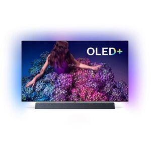 Philips 55OLED934/12 OLED-Fernseher (139 cm/55 Zoll, 4K Ultra HD, Smart-TV), Energieeffizienzklasse B