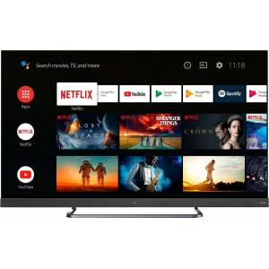 TCL 65EC780 LED-Fernseher (164 cm/65 Zoll, 4K Ultra HD, Smart-TV, integrierter ONKYO Soundbar, Android TV Sprachfernbedienung), Energieeffizienzklasse A+