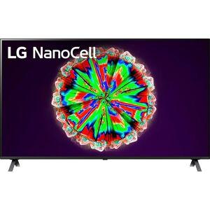 LG 55NANO806NA LED-Fernseher (139 cm/55 Zoll, 4K Ultra HD, Smart-TV, NanoCell), Energieeffizienzklasse A