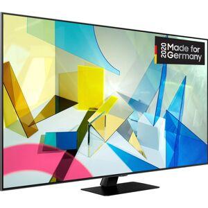 Samsung GQ65Q80T QLED-Fernseher (163 cm/65 Zoll, 4K Ultra HD, Smart-TV), Energieeffizienzklasse B