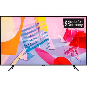 Samsung GQ50Q60T QLED-Fernseher (125 cm/50 Zoll, 4K Ultra HD, Smart-TV), Energieeffizienzklasse A