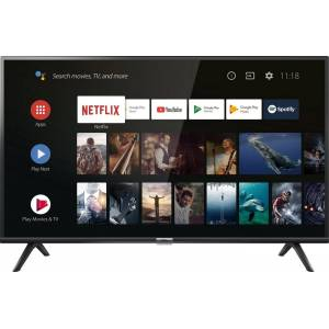 TCL 40ES561 LED-Fernseher (100 cm/40 Zoll, Full HD, Smart-TV, Android TV, Google Assistant), Energieeffizienzklasse A+