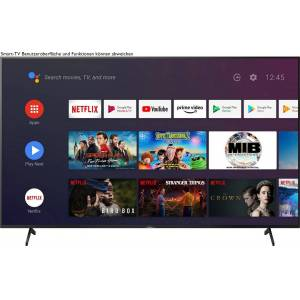 Sony KD85XH8096 Bravia LED-Fernseher (215 cm/85 Zoll, 4K Ultra HD, Android TV), Energieeffizienzklasse A