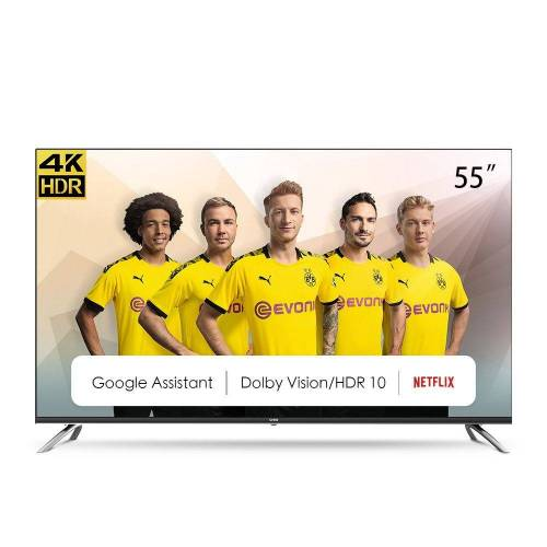 ChiQ U55H7A LED-Fernseher, Energieeffizienzklasse G