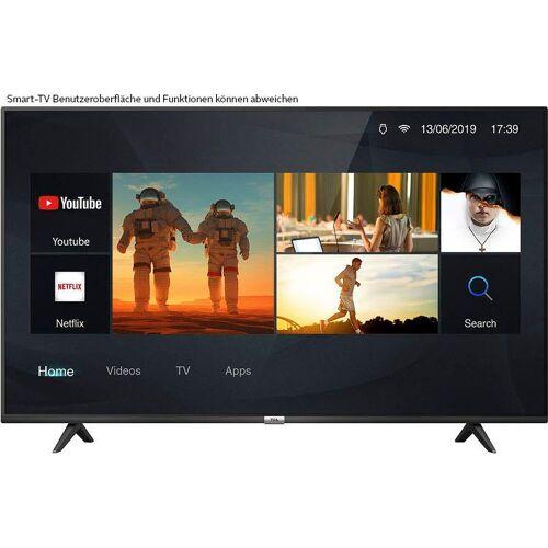 TCL 55P611X1 LED-Fernseher (139 cm/55 Zoll, 4K Ultra HD, Smart-TV), Energieeffizienzklasse E