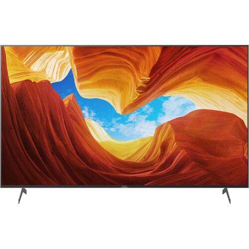 Sony KD75XH9005BAEP LCD-LED Fernseher (189 cm/75 Zoll, 4K Ultra HD, Android TV), Energieeffizienzklasse A