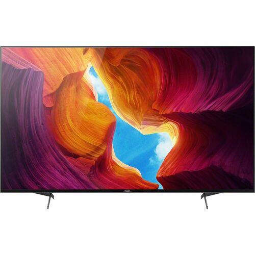 Sony KD55XH9505BAEP LCD-LED Fernseher (139 cm/55 Zoll, 4K Ultra HD, Android TV), Energieeffizienzklasse B