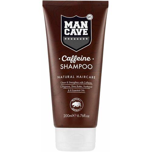 MAN CAVE Haarshampoo »Caffeine Shampoo«