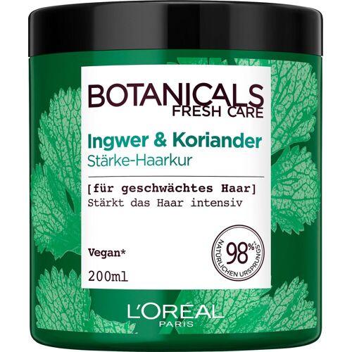BOTANICALS Haarkur »Ingwer und Koriander«, stärkend