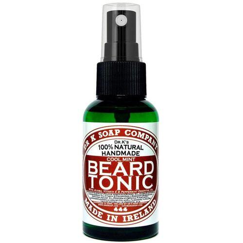 DR K SOAP COMPANY Bartöl »Beard Tonic Cool Mint«, 100% natürlich