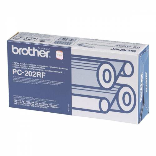 Brother Thermofolien »PC-202RF«, transparent