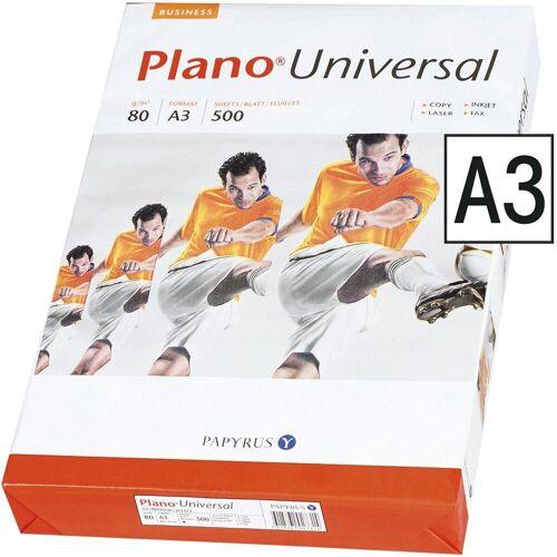 Plano Druckerpapier »Universal«, Format DIN A3, 80 g/m²