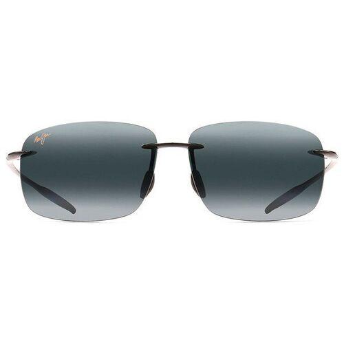Maui Jim Herren Sonnenbrille »Breakwall«, 422-02 - schwarz/grau