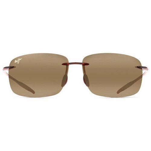 Maui Jim Herren Sonnenbrille »Breakwall«, H422-26 - rot/braun