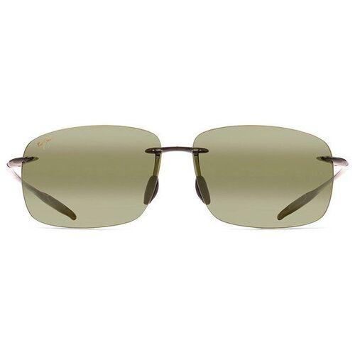 Maui Jim Herren Sonnenbrille »Breakwall«, HT422-11 - grau/grün