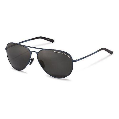 PORSCHE Design Herren Sonnenbrille, Sonnenbrille »P8508«, N - blau